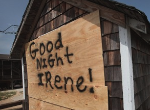 Come on Irene….