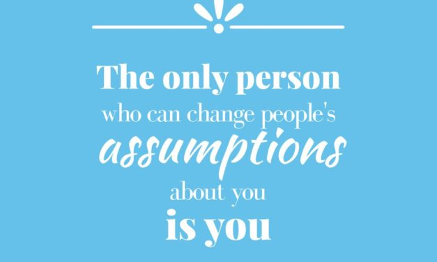 The mistakes we make that lead to wrong assumptions